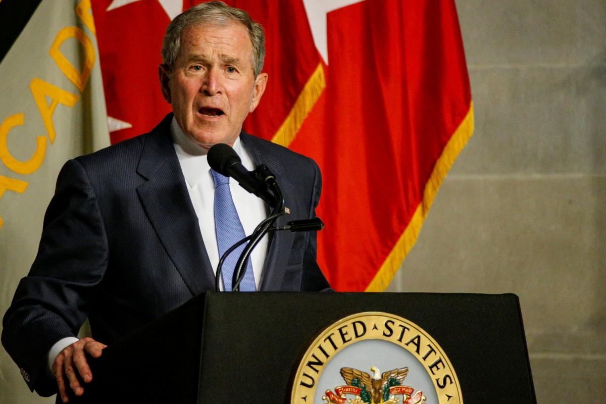 Джордж Буш-молодший / REUTERS