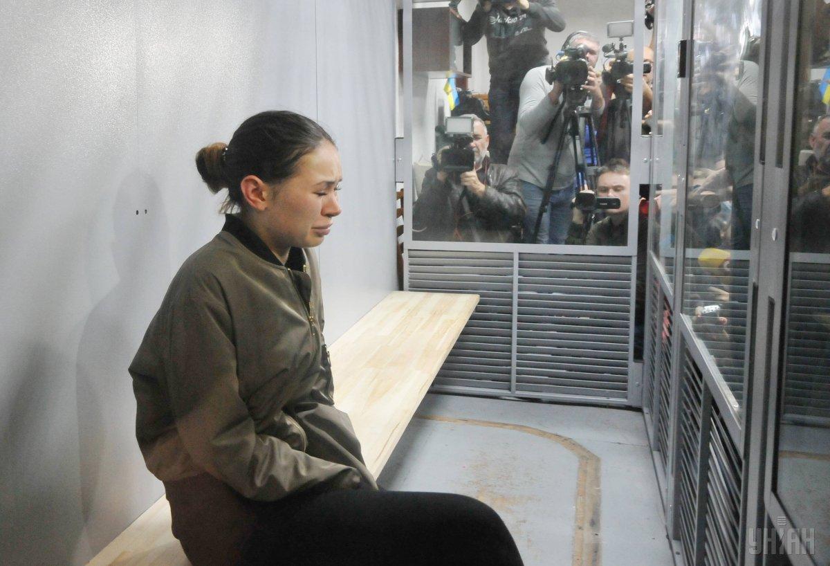 Зайцеву заарештували на два місяці / фото УНІАН