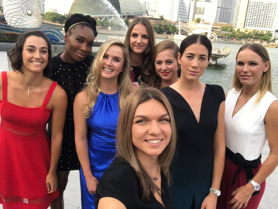 Свитолина впервые оказалась на итоговом турнире года WTA / facebook.com/WTA