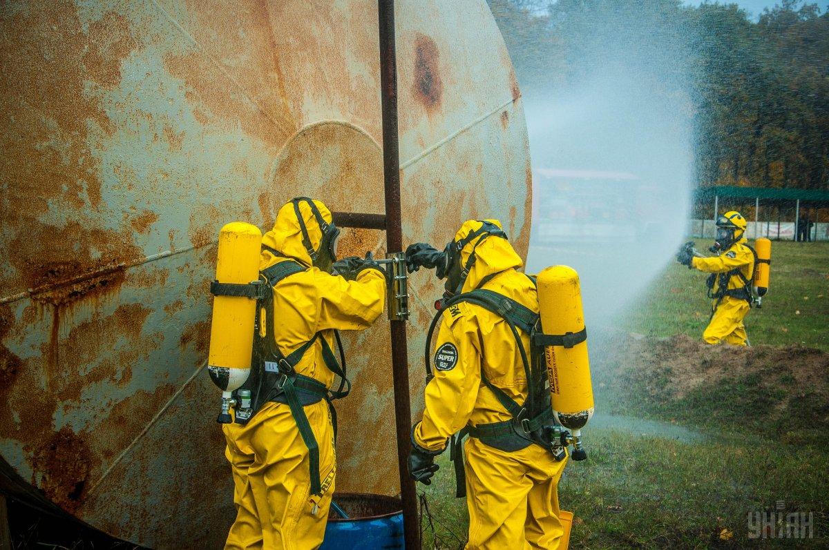 Россия готовит на Донбассе диверсионно-террористический акт с применением опасных химических веществ / УНИАН