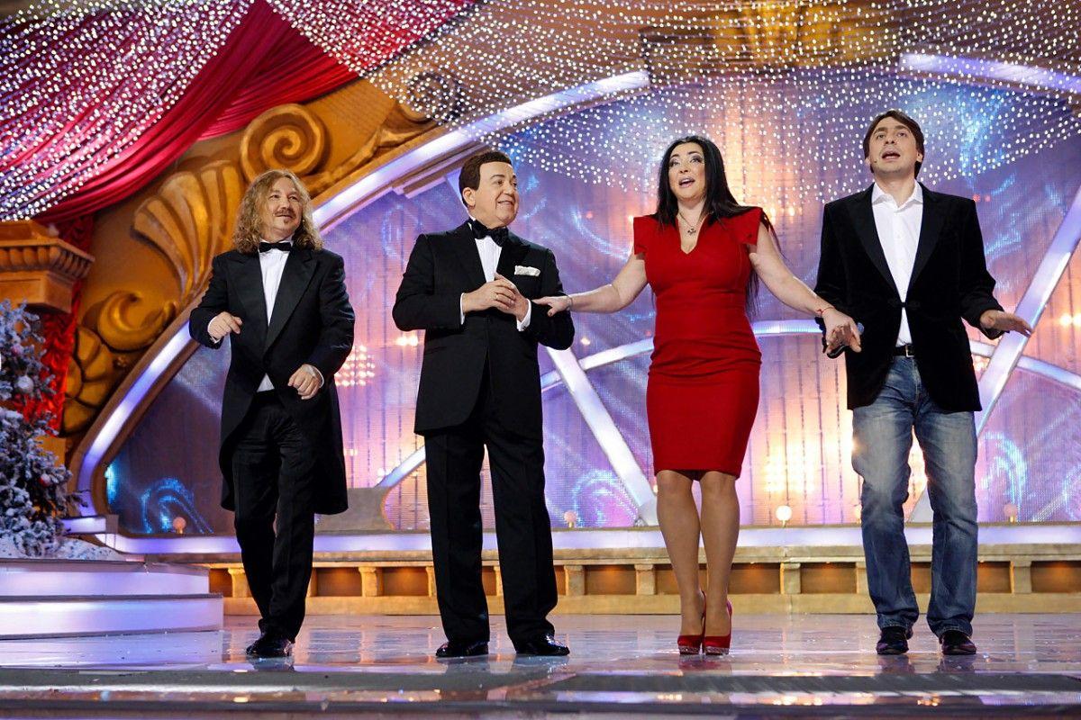 Организаторам гастролей российских звезд нужно получать разрешения от СБУ / фото vesti.ru