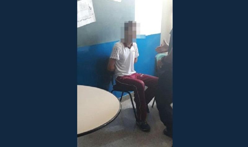 Сын военного полицейского жестоко отомстил за издевательства / Фото twitter.com/jornal_opopular