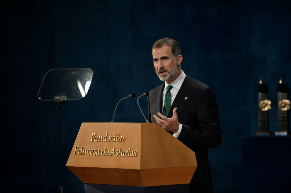 Король Испании Фелипе VI / REUTERS