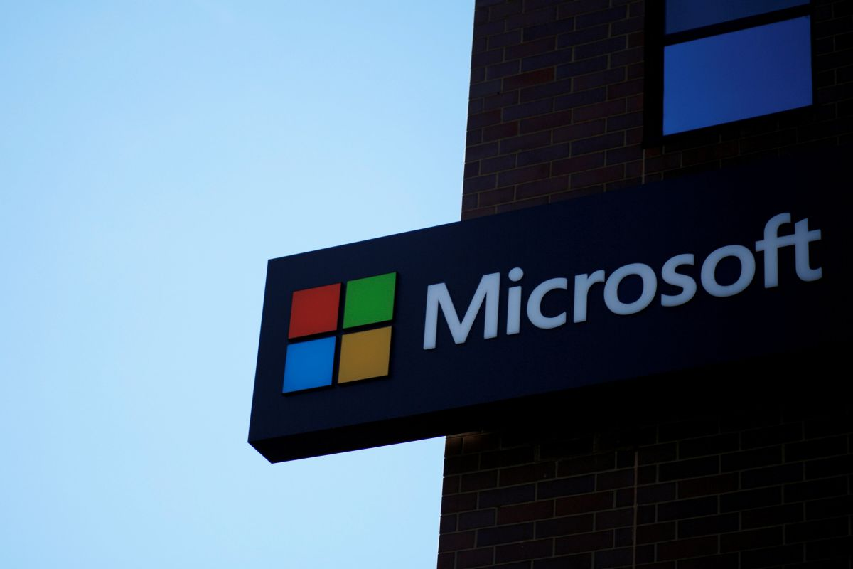 Microsoft вдалося подолати позначку в $2 трлн в ході торгів / фото REUTERS