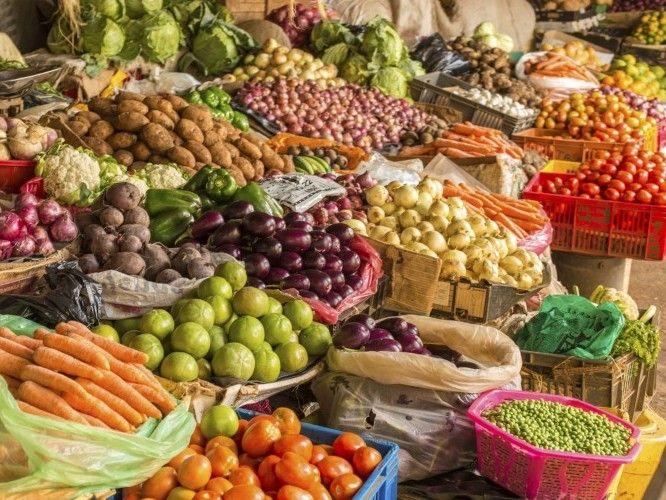На ярмарках торговці пропонуватимуть весь асортимент сільськогосподарської продукції за цінами виробника / фото oda.zt.gov.ua