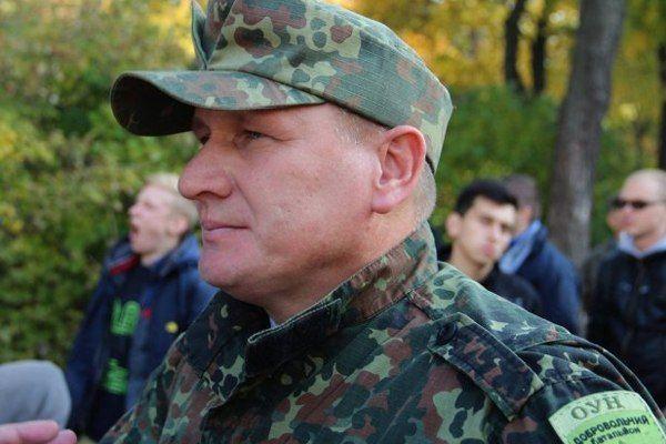 Коханивский также пострадал / фото pl.com.ua