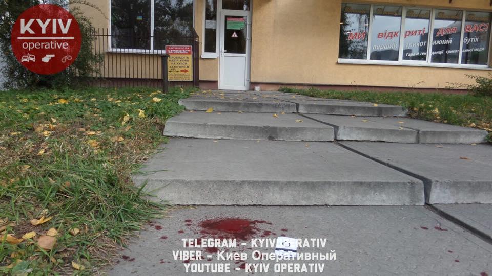 Під Києвом загинув учасник АТО / фото facebook/KyivOperativ