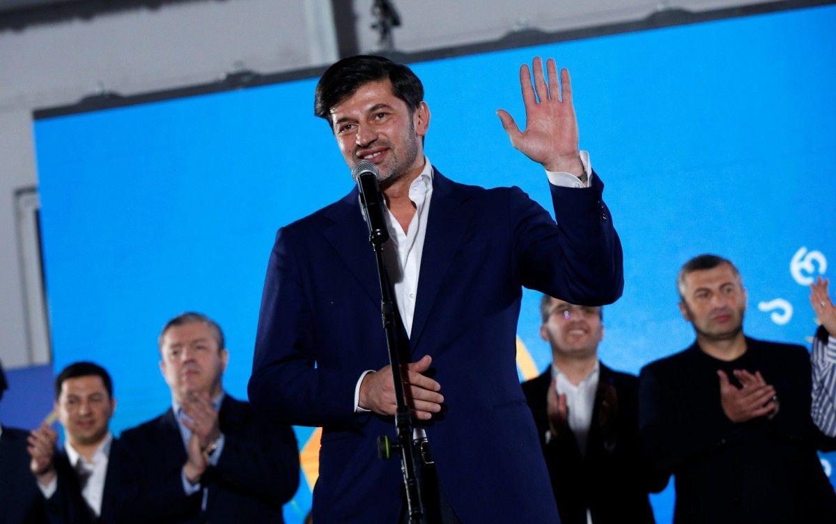 Каха Каладзе / фото Reuters