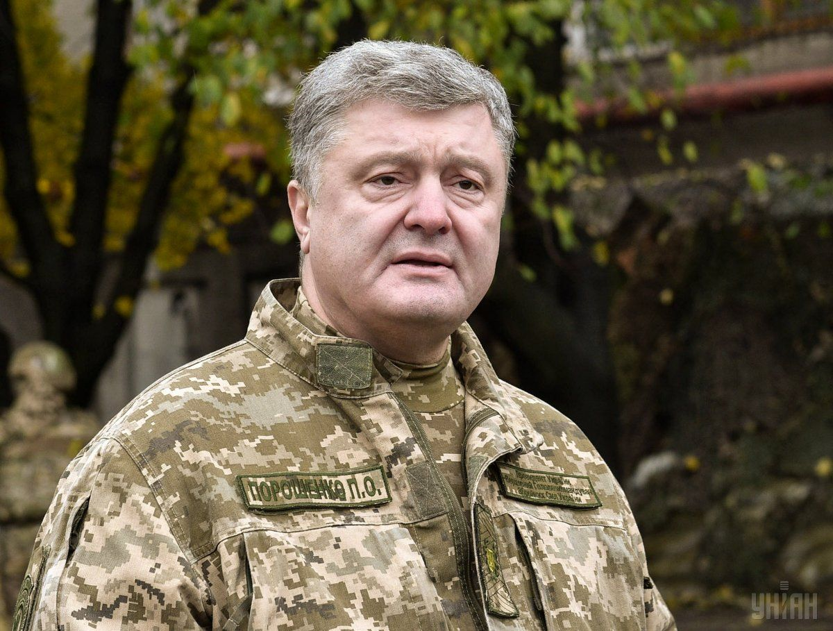 Порошенко отметил прогресс в оказании медпомощи украинским войнам / УНИАН
