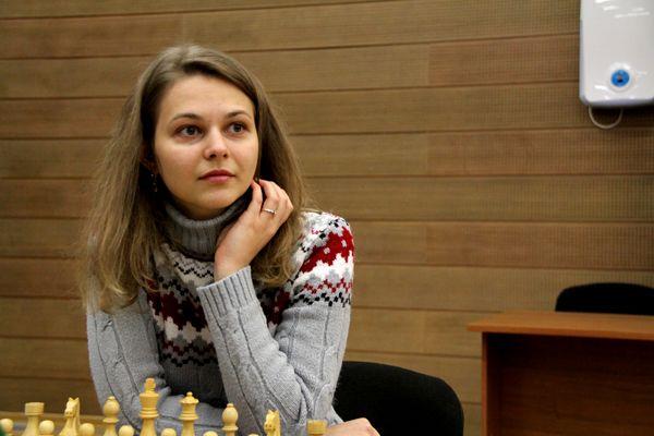 Ганна Музичук / xsport.ua