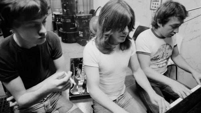 Джордж Янг - брат Малькольма і Ангуса Янгов, засновників AC/DC / фото facebook.com/acdc