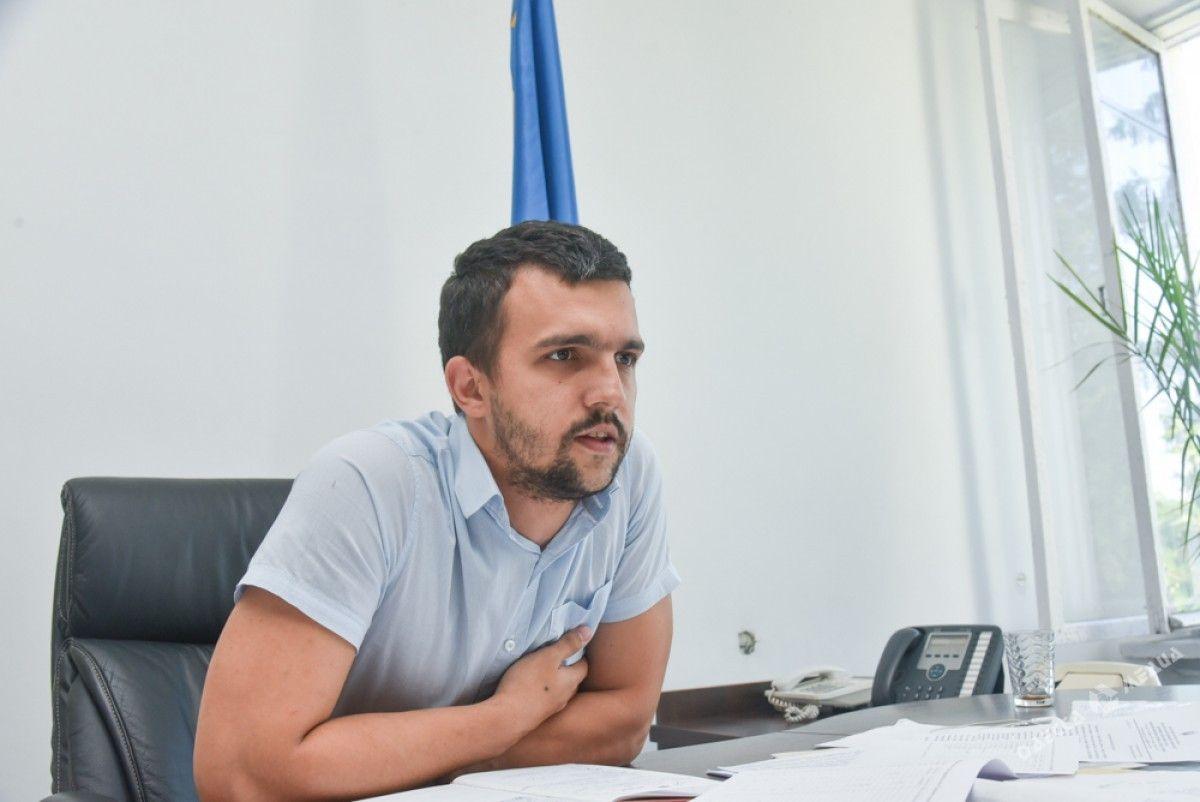 Виталий Свичинский / odessamedia.net