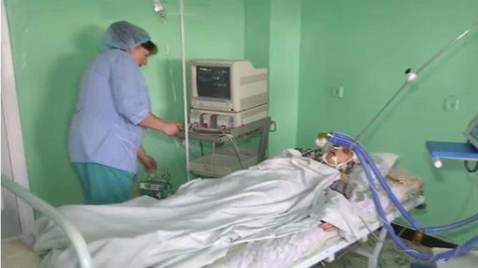Девушка умерла в больнице / Скриншот