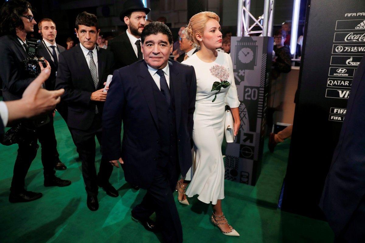 Диего Марадона / Reuters