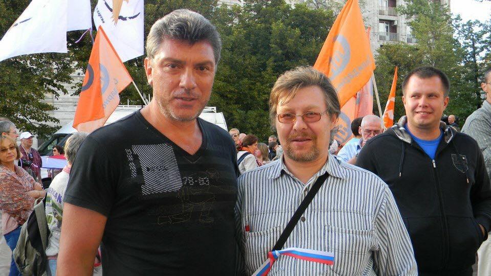 Строганов 2 месяца находился в коме / фото facebook.com/yashin.ilya