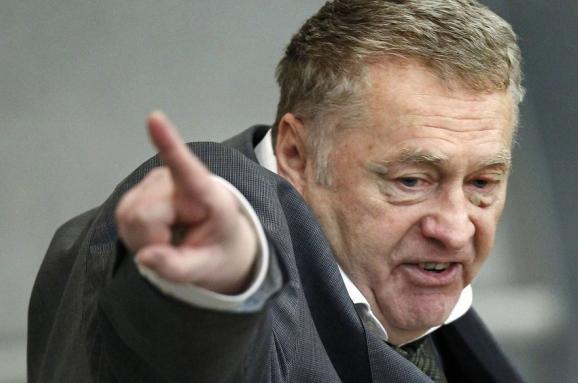 Жириновский назвал слова Собчак преступлением / фото espreso.tv