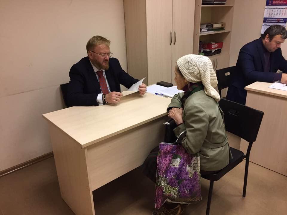 Милонов: В Петербурге даже сложился своеобразный культ шавермы / Фото facebook.com/milonov
