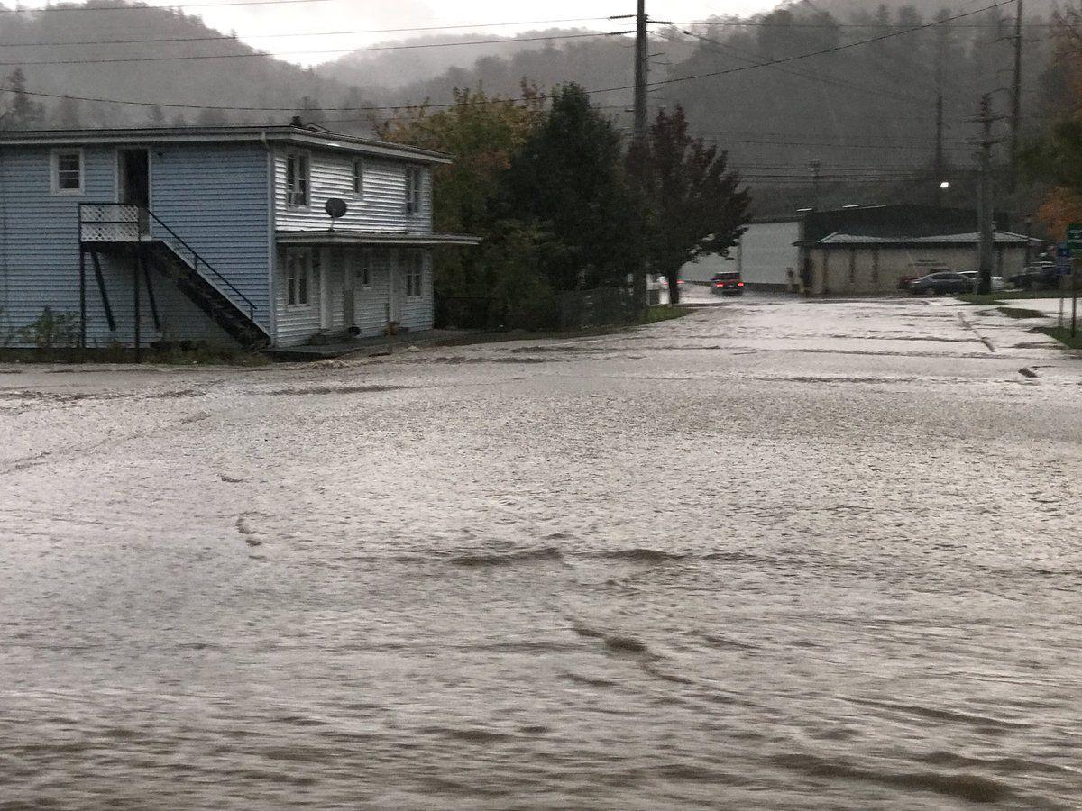 Наводнение в Северной Каролине / twitter.com @moaleck
