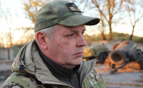 Полковник ВСУ говорит, что под Радой не батальон