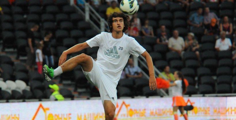 Морозенко забив переможний гол у матчі