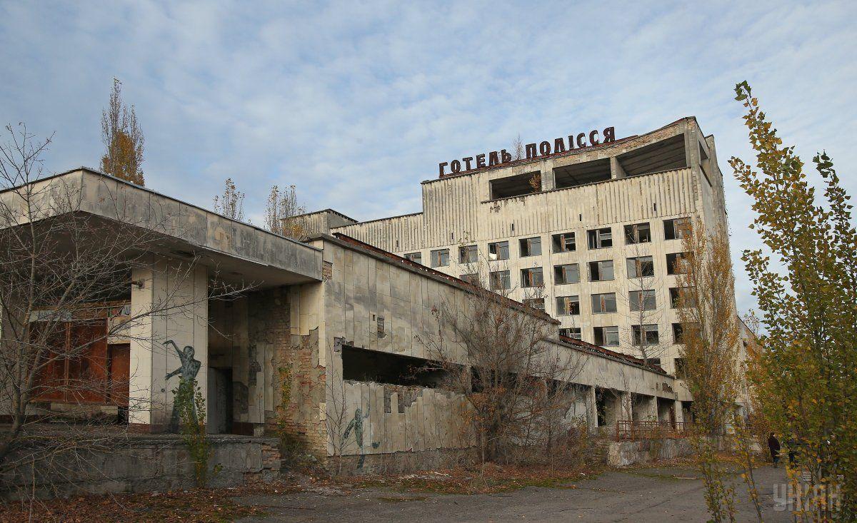 Беспилотники измеряют раиационное загрязнение Чернобыльской зоны с беспилотников/ УНИАН