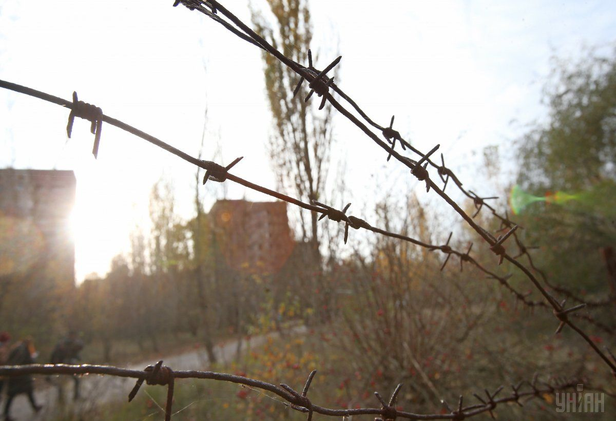 Информацию о российской армии в Чернобыльской зоне Беларуси распространили в соцсетях/ фото: УНИАН