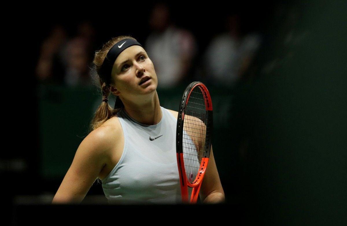 Итоговый турнир WTA: Свитолина опять уступила