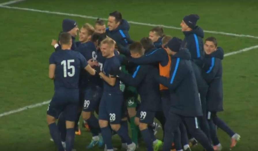 Команда з Дніпра вийшла в чвертьфінал Кубка України / xsport.ua