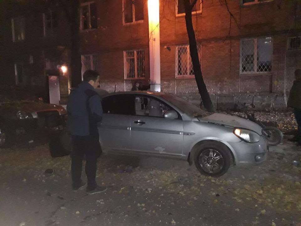 МВС України вважає замах наМосійчука терактом
