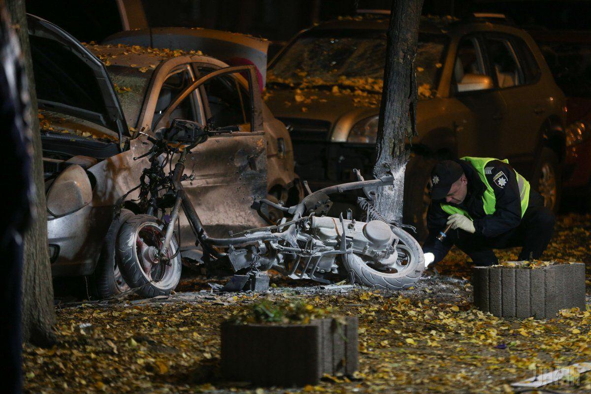 Взрыв квалифицировали как теракт / фото УНИАН
