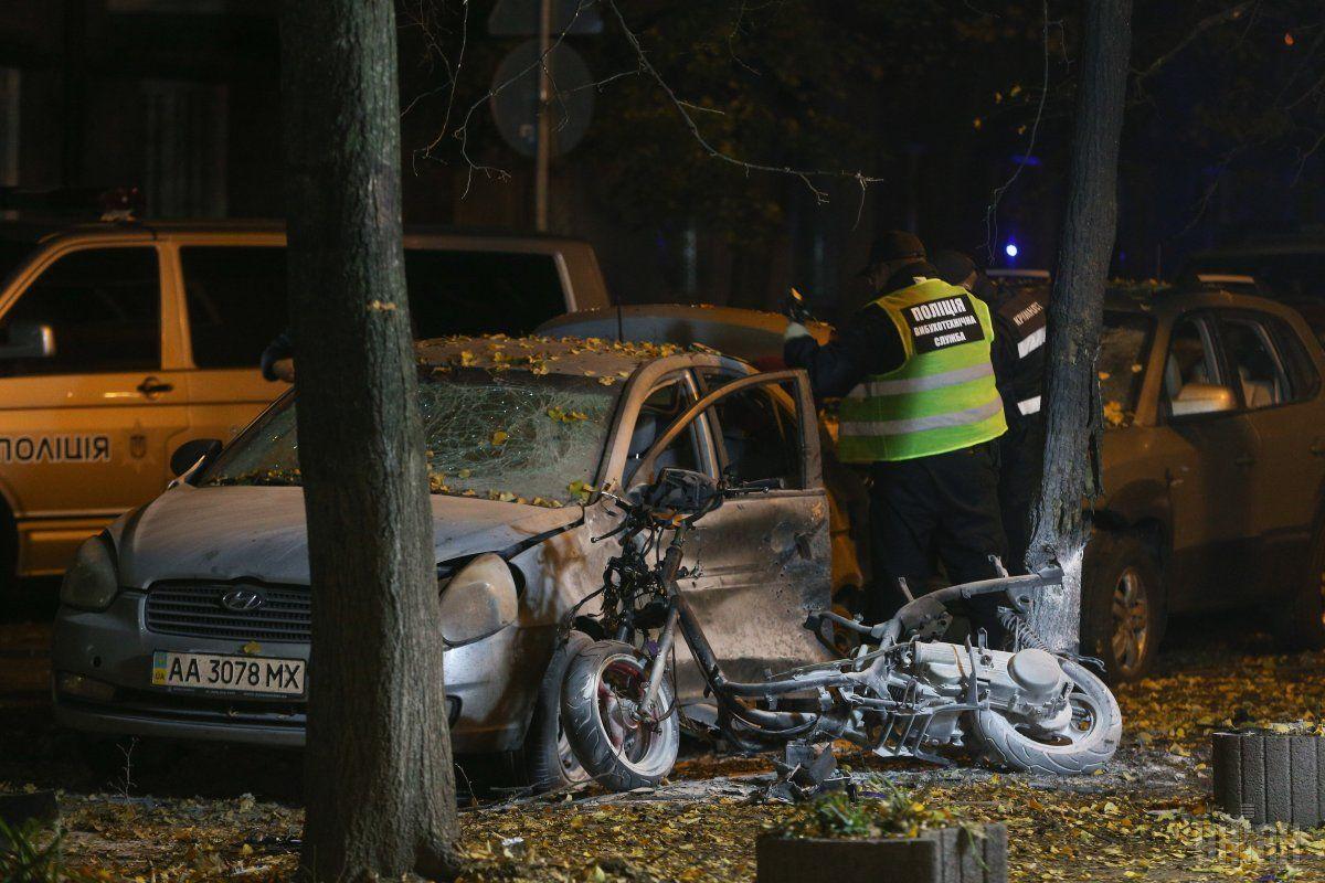 Из резонансных происшествий в СБУ занимаются только взрывом у телеканала «Эспрессо» / фото УНИАН