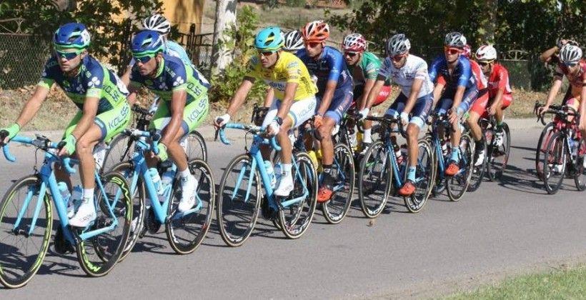 Киевская велогонка в этом году состоится с 1 по 3 июня/ facebook.com/teamkolss