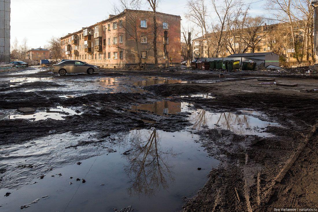 В Омской области постоянно пропадают люди / фото varlamov.me