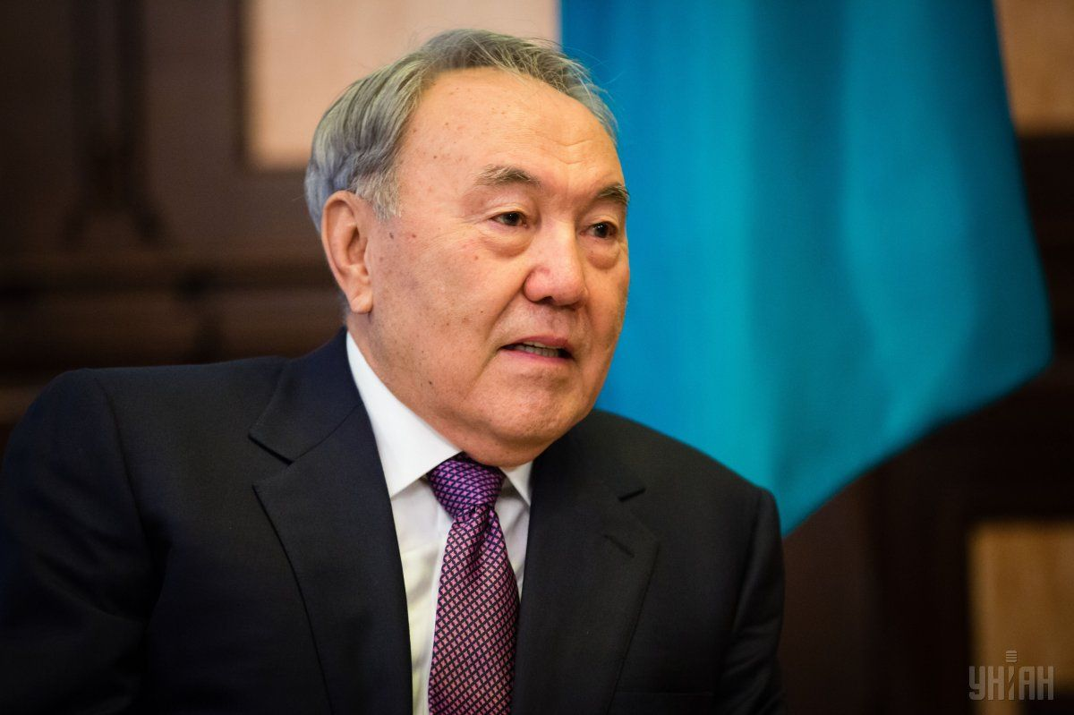 Назарбаев подписал указ о переводе языка на латиницу / фото УНИАН