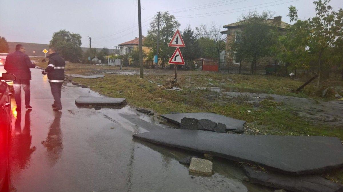 Последствия наводнения в Болгарии / sofiaglobe.com