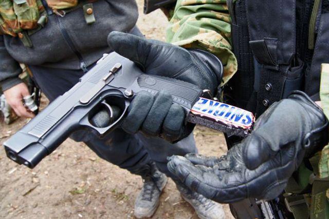 ВТомске мужчина совершил пять ограблений спомощью «Сникерса»