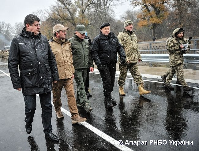 Турчинов уверен, что захваченный Донбасс будет освобожден