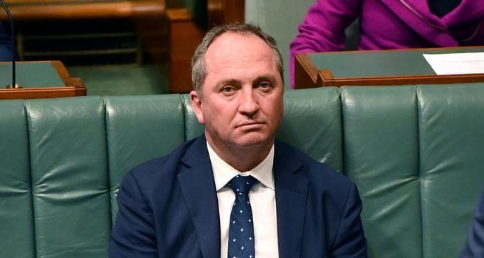 Вице-премьер-министр Австралии Барнаби Джойс / фото Reuters