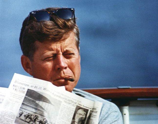 Джон Кеннеди / REUTERS