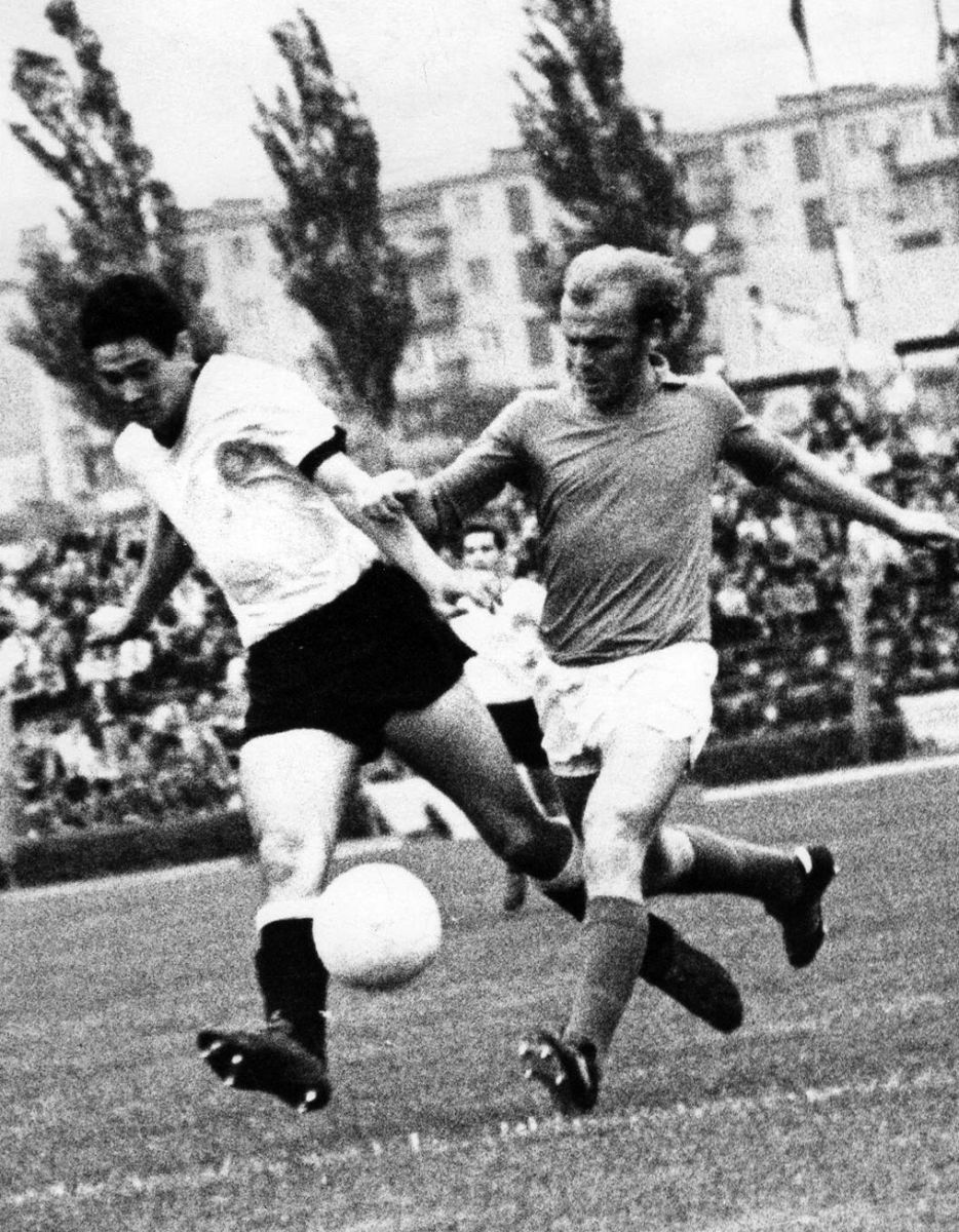 Романюк умер на 71-м году жизни / fcdnipro.ua