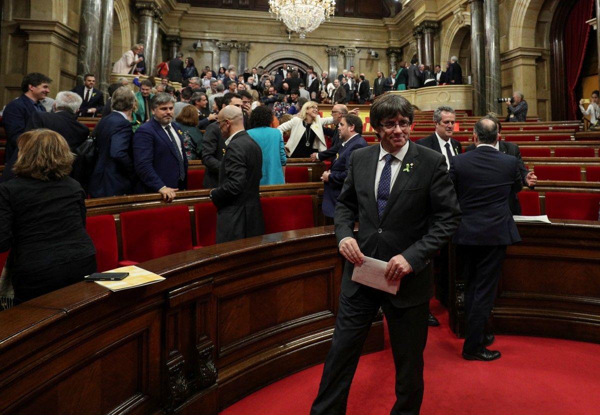 Клімкін: Україна підтримує уряд Іспанії впитанні Каталонії