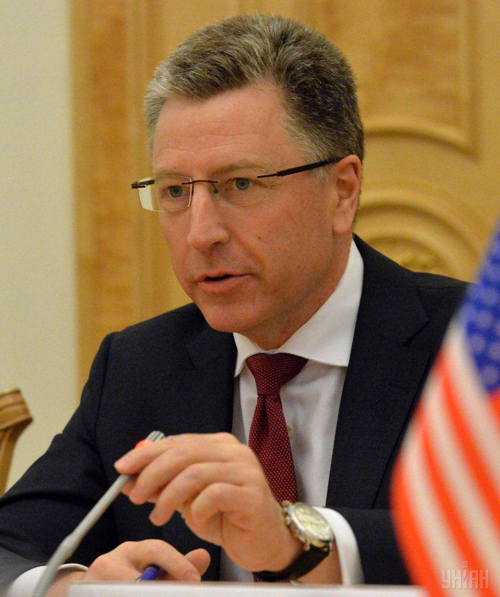 Волкер заверил, что США не признают незоконну аннексию Крыма РФ / фото УНИАН