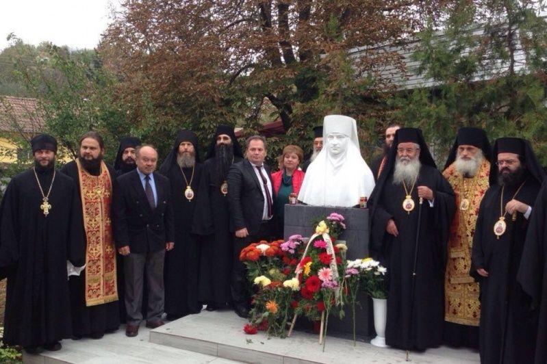 урочистості, присвячені 170-річчю храму священномученика Димитрія Солунського в селі Каліпетрово (Болгарія).