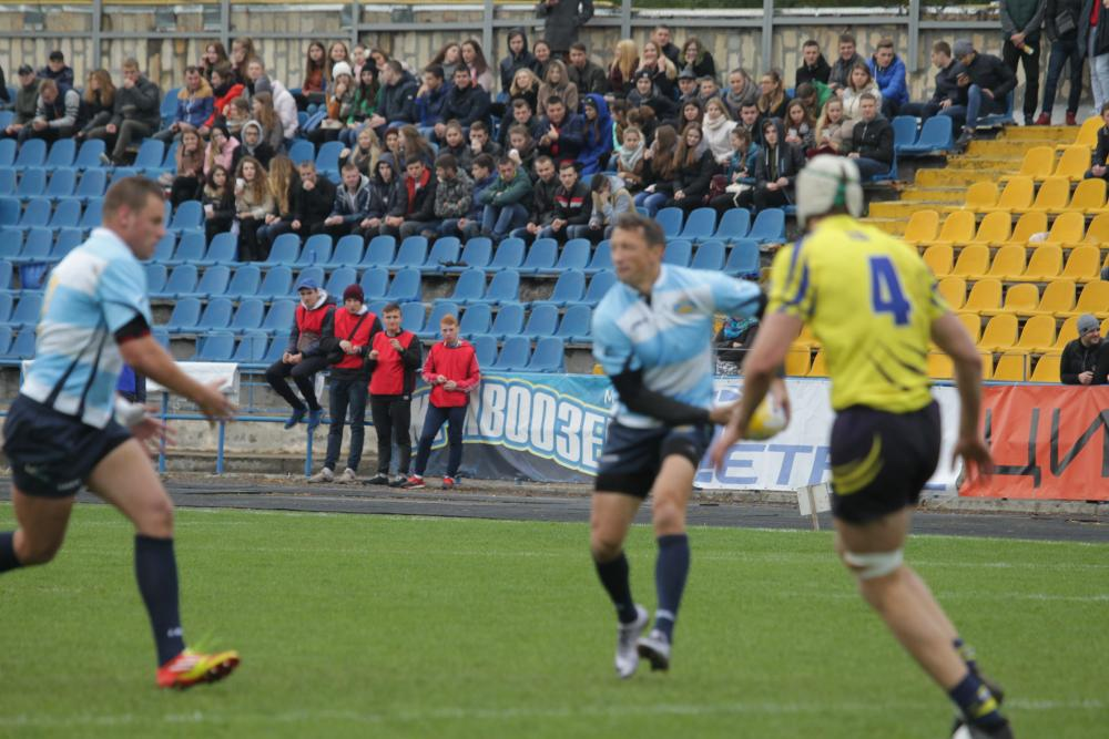 Украинские регбисты обыграли команду Швеции / rugby.org.ua
