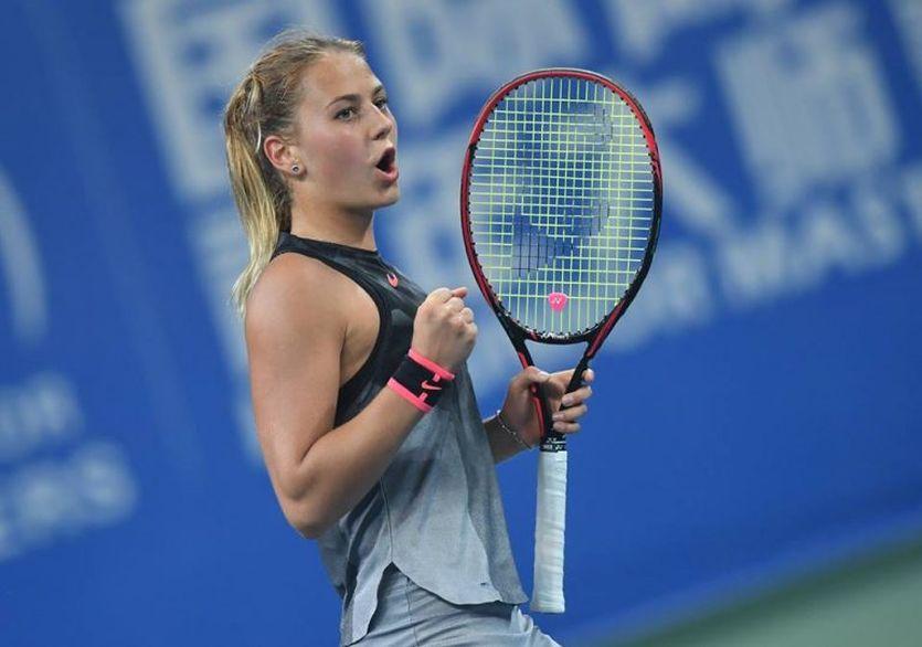 Украинская теннисистка Костюк объявила бойкот турнирам в России из-за войны на Донбассе