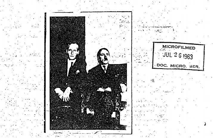 За офіційною версією, Афольф Гітлер разом з дружиною Євою Браун покінчили з собою / cia.gov