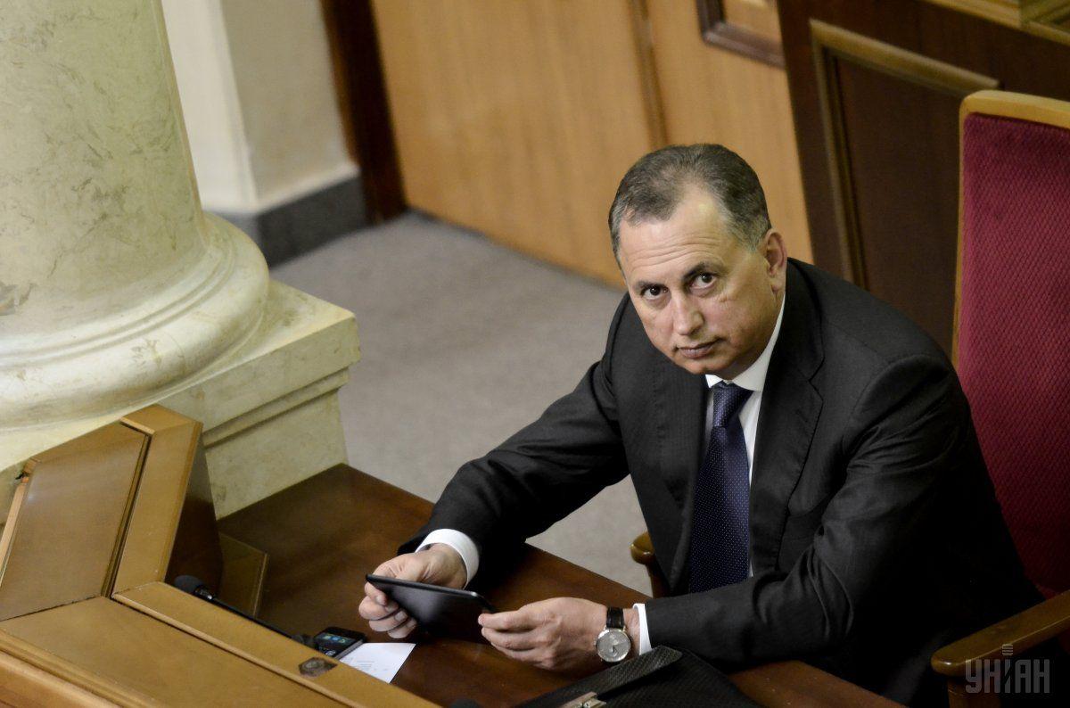 Борис Колесников признал свое поражение на парламентских выборах / фото УНИАН