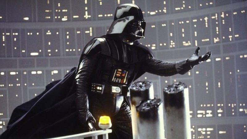 ЦИК показала истинное лицо Дарта Викторовича Вейдера / скриншот - Star Wars: Episode V – The Empire Strikes Back