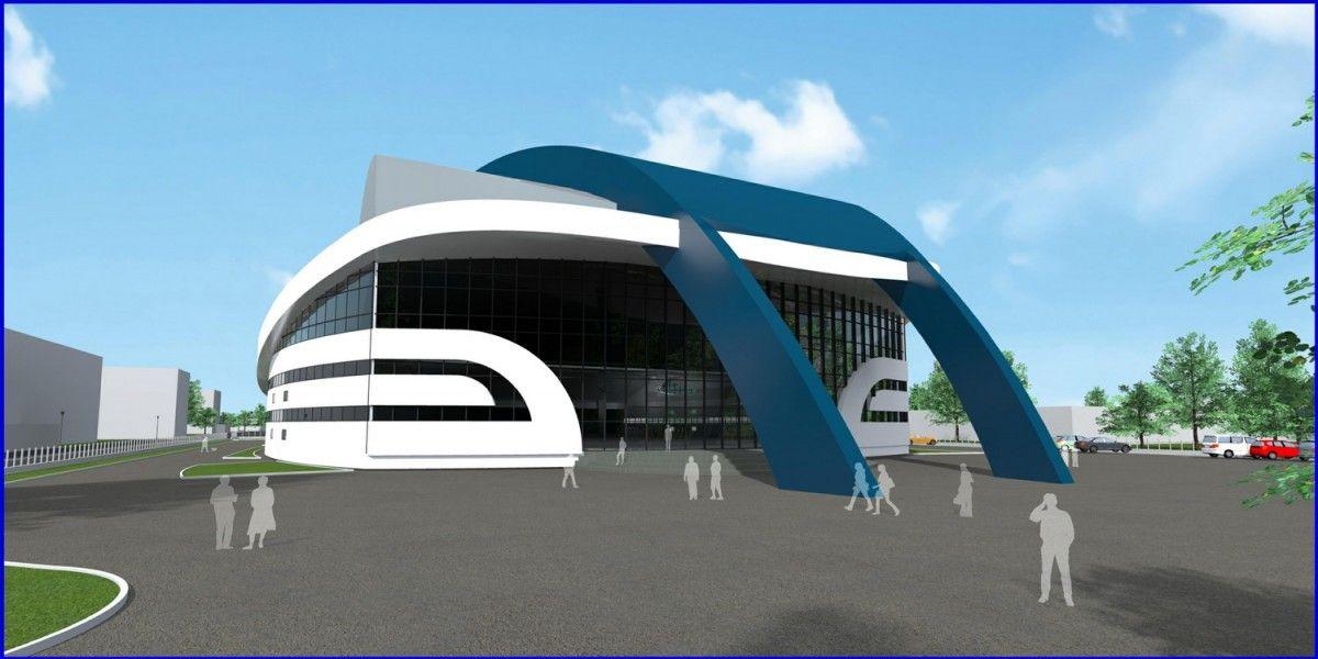 Наступного року в Тернополі розпочнуть будівництво сучасного спорткомплексу на 3 тис. глядачів. Окрім залів для ігрових видів спорту в ньому розмістять ДЮСШ з греко-римської боротьби