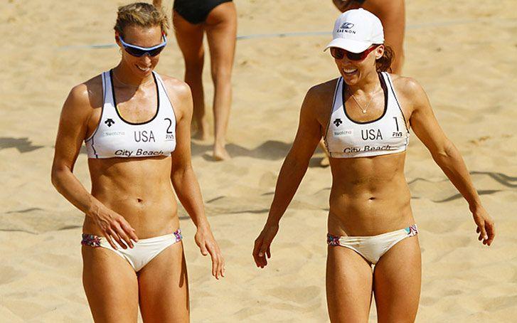 Самые крупные и престижные турниры по пляжному волейболу имеют солидный призовой фонд / фото img-fotki